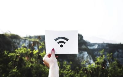 wifi in remote location