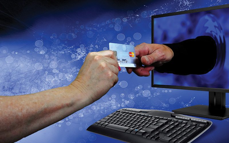 credit card info stolen by social engineering