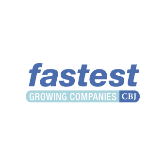 CBJ Fastest Growing Companies Logo