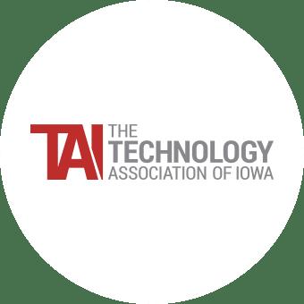 The Technology Association of Iowa Logo