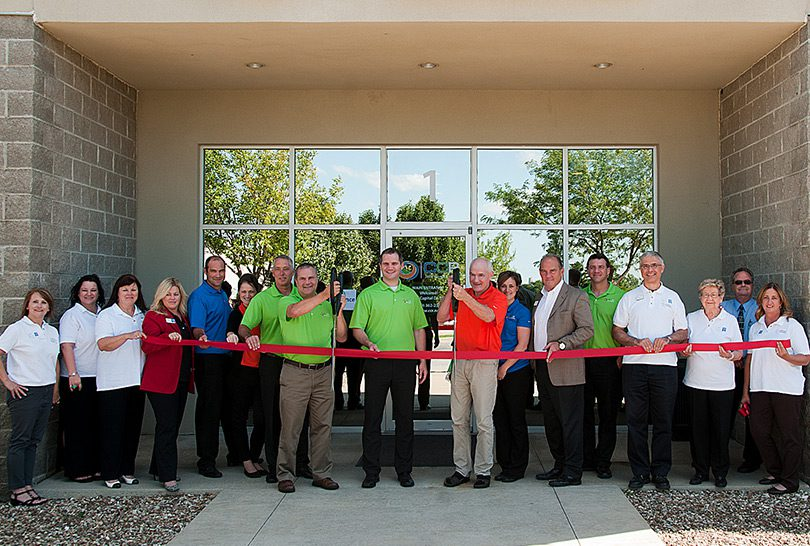 New Location Ribbon Cutting Ceremony